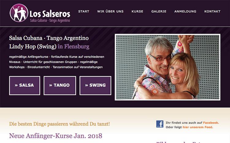 Los Salseros, Flensburg