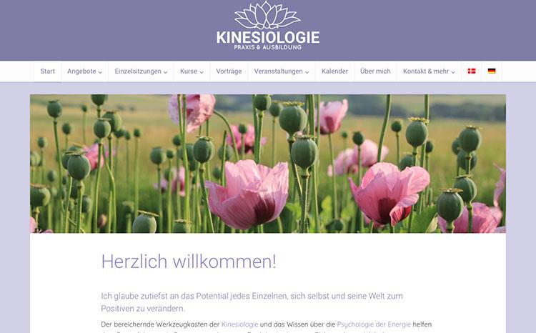Kinesiologie Birgit Bilde
